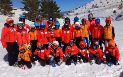 Fin de semana muy intenso por toda España entre La Molina , Valdesqui y Navacerrada