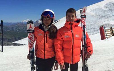 Raquel Sepulveda y Adrian Diez convocados con la selección española