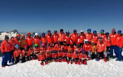 Volvemos a la carga!! Pre temporada en Les Deux Alpes !!