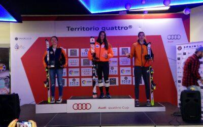 Comenzamos la temporada con la organización y los buenos resultados del paralelo apertura de Copa de España Audi U16
