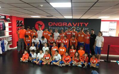 Físico en Ongravity!!