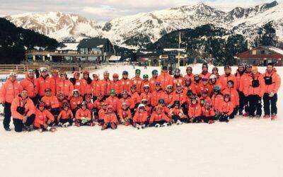 Finaliza el stage de la Inmaculada en Andorra